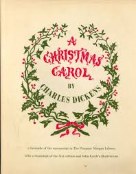 xmascarolcvr jpg the idea for dickens s most famous christmas book came