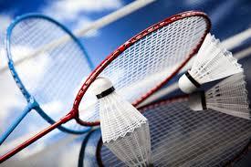 Znalezione obrazy dla zapytania badminton