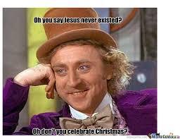 Dat Wonka Lowkey Doe by brutaltaino - Meme Center via Relatably.com