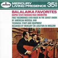 Balalaika Favourites - Mercury Living Presence: 4320002 - Presto ...
