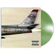"""<b>Eminem</b> - <b>Kamikaze</b> LTD Olive Green <b>Coloured</b> 12"""" Vinyl LP ..."""