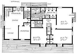Sq Ft House Plans   VAline Square Foot House Plans