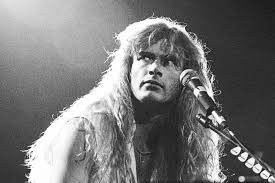 Dave Mustaine Slates Book About <b>Megadeth's</b> '<b>Rust in</b> Peace' Album