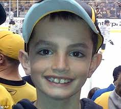 Victims of terrorism: Krystle Campbell, 29, left, and eight-year-old Martin Richard, right, also died in Monday's bomb explosions at the Boston Marathon ... - article-2310289-1953DFB7000005DC-44_470x423