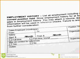 6 employment history nypd resume related for 6 employment history