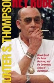 Отзывы о книге Hey Rube: <b>Blood Sport</b>, the Bush Doctrine, and the ...
