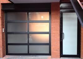 <b>Aluminum Glass</b> Garage Doors Are A <b>Modern</b> Trend