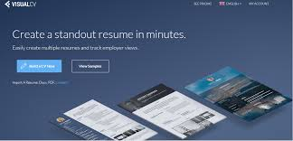 top 5 online cv maker sites resume generator sites list personally i have suggested visual cv site to build your professional resume for your job you need to provide all the details regarding your jobs and