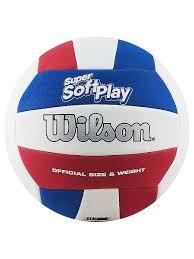 <b>Мяч</b> для пляжного <b>волейбола SUPER</b> SOFT PLAY VB <b>Wilson</b> ...