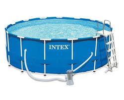 <b>Каркасный бассейн Intex 28242</b> 457x122 купить в интернет ...