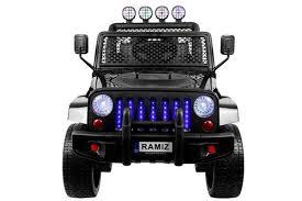 <b>Детский электромобиль</b> Black Jeep 4WD 12V - S2388 - купить в ...