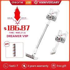 Xiaomi <b>Dreame V9P</b> V9 aspirateur à main pour la maison mijia ...