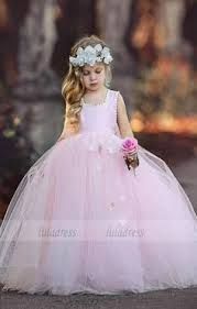<b>New Arrival 2015 Little</b> Girls Prom Dresses Kids Pageant Gown One ...