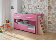 Купить <b>двухъярусные кровати</b> для детей в Москве недорого от ...