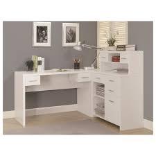 inspiring shaped home office desks monarch l shaped desk white breathtaking simple office desk feat unique white