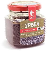 Добрые традиции <b>Урбеч из семян мака</b> — купить по выгодной ...