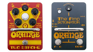 <b>Orange</b> The Amp Detonator / <b>Orange Two Stroke</b>