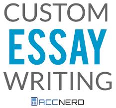 Custom Essay Writing Service for Online Degree Students ACC Nerd Custom Essay Writing Service for College Horizon Mechanical