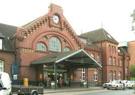 Hamburg-Harburg Railway Station