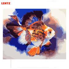 LENTZ lucky <b>Frameless DIY Digital Oil</b> Painting By Numbers Europe ...