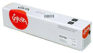 Тонер-<b>картридж</b> Sakura <b>CE310A</b>, <b>черный</b>, для лазерного ...