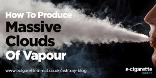 How to Get Massive Clouds Of Vapour From Your <b>Vape</b>