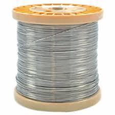 <b>Stainless</b>-<b>Steel Wire</b>, 19 Gauge 3,000' Spool