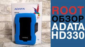 Обзор защищенного <b>жесткого диска ADATA</b> AD330: тонко и прочно