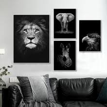 Best value Black <b>Fashion Animals</b> Posters – Great deals on Black ...