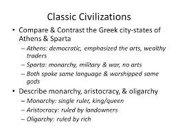 sparta essayathens and sparta similarities essay   essay topics clic civilizations compare contrast the greek city states
