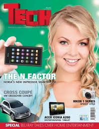 TECH Issue 21 by Deenar Press and Publishing - issuu