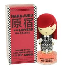 Affordable <b>Harajuku Lovers Wicked</b> Style Lil Angel Perfume by ...