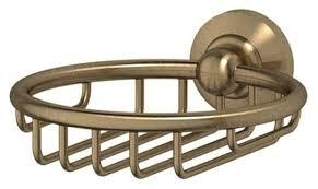 <b>Мыльница</b>-<b>решетка 3SC Stilmar STI</b> 506, античная бронза в ...