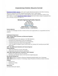 fresher resume samples for engineering students template fresher resume samples for engineering students