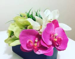 day orchid decor: cimbidium amp orchid arrangement il x qnj cimbidium amp orchid arrangement