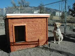 Top plan house blog  Dog house plans   flat roofDog house plans   flat roof
