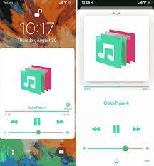 ColorFlow 4 brings album artwork-centric <b>color</b> schemes to iOS 11's ...
