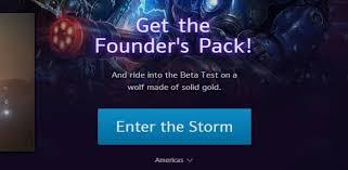 HoS enter the storm!