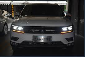 <b>Передняя оптика LED LONGDING</b> LIGHT для Volkswagen Tiguan ...