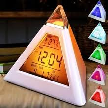 <b>creative led digital alarm</b> desk clock