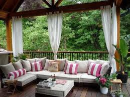 outdoor porch decorating ideas backyard furniture ideas