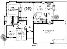 images about   sq ft house on Pinterest   House    Wildhorse Creek Ranch Home Plan D    House Plans and More sq