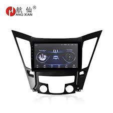 "<b>HANG XIAN 9</b>"" <b>Quadcore Android</b> 8.1 Car radio for Hyundai Sonata ..."