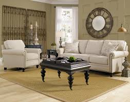 harrison casual style chair with exposed wood by broyhill furniture for living room furniture ideas furniture in style