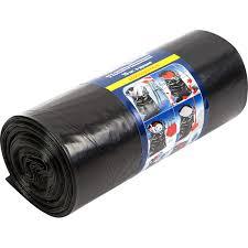 <b>Мешки для мусора</b> 220 л цвет чёрный 10 шт. в Москве – купить ...