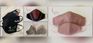 Local Designers' Cloth Masks <b>Spark New Fashion</b> Trend in Myanmar