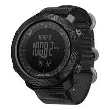 <b>North Edge Apache</b> 3 Men's Military Sport Digital Barometer ...