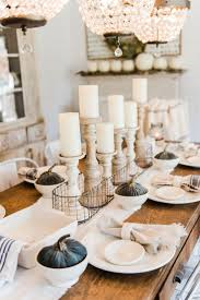 dining room decor tablescape