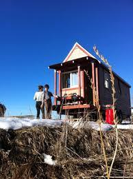 a kickstarter update success and a huge thank you boulder tiny house front