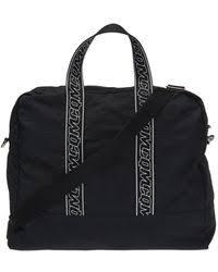 TOPMAN Synthetic Ecru <b>Leopard Printed</b> Cross Body <b>Bag</b> in Beige ...